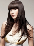 Прическа с права коса